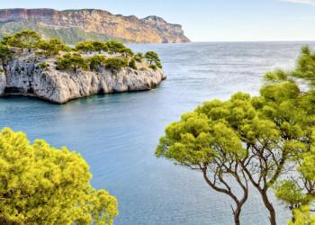 Die Buchten der Calanques