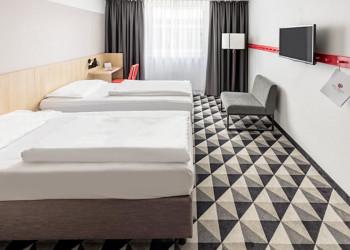 Deine Basis in Wien: Hotel Azimut Vienna***(*)