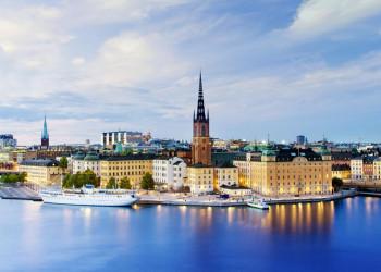 Erhabene Blicke auf unserer Städtereise auf Stockholms Altstadt Gamla Stan