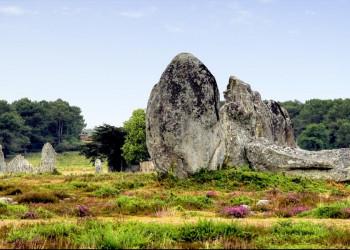 Pure Mystik: das Steinfeld von Carnac
