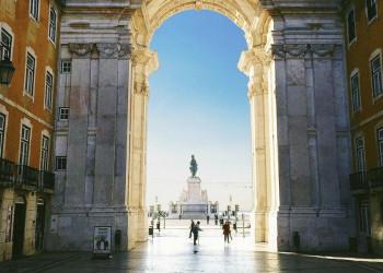 In Lissabon endet unsere Rundreise durch Portugal.