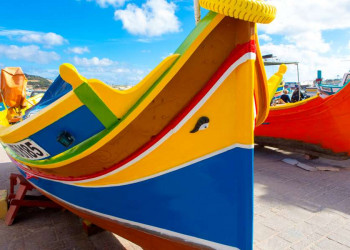 Traditionelles Malta: Die Augen der Fischerboote schützen vor den Gefahren des Meeres